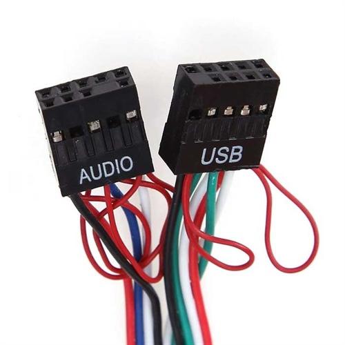 اجزای تشکیل دهنده کابل های USB