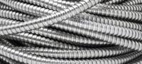 لوله برق خرطومی فلزی